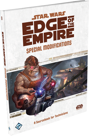 Edge of the Empire RPG: Special Modifications