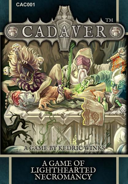 Cadaver: A Game Of Lighthearted Necromancy
