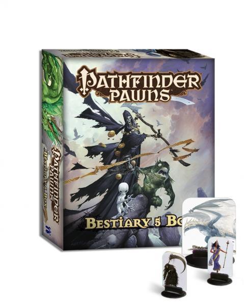 (Pawns) Bestiary Box #5