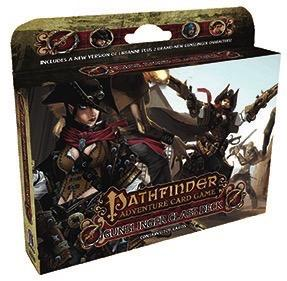 Pathfinder Adventure Card Game: (Class Deck) Gunslinger