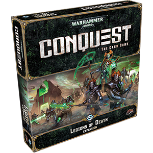 Conquest: Legions of Death Deluxe Expansion