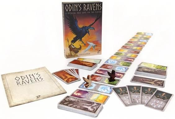 [Osprey Games] Odin's Ravens: A Mythical Race Game