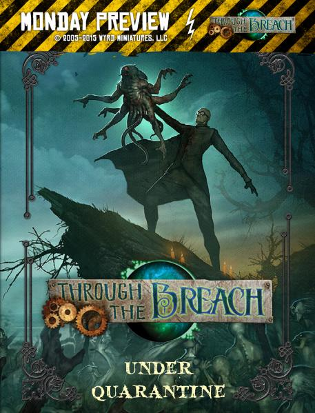 Through The Breach RPG: Under Quarantine