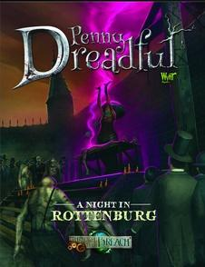 Through The Breach RPG: (Penny Dreadful) A Night In Rottenburg