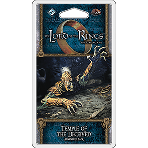 Lord of the Rings LCG: Temple of the Deceived Adventure Pack