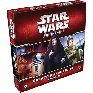 Star Wars LCG: Galactic Ambitions Expansion