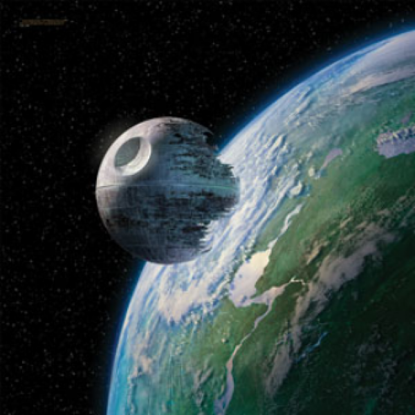 Star Wars: Death Star II Playmat