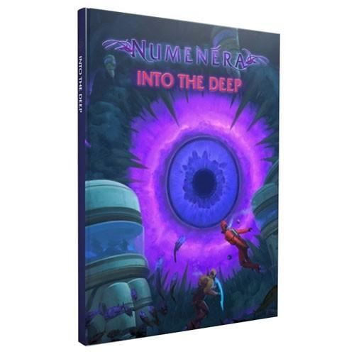 Numenera RPG: Into The Deep