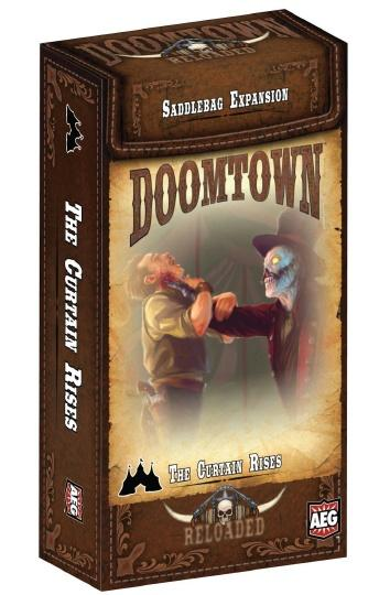 Doomtown Reloaded ECG: The Curtain Rises (Saddlebag Expansion)
