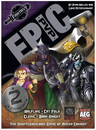 Epic PvP: Fantasy Expansion #2: Halfling/Cat Folk/Cleric/Dark Knight