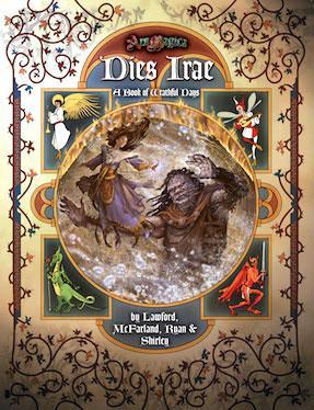 Ars Magica RPG: Dies Irae Sourcebook