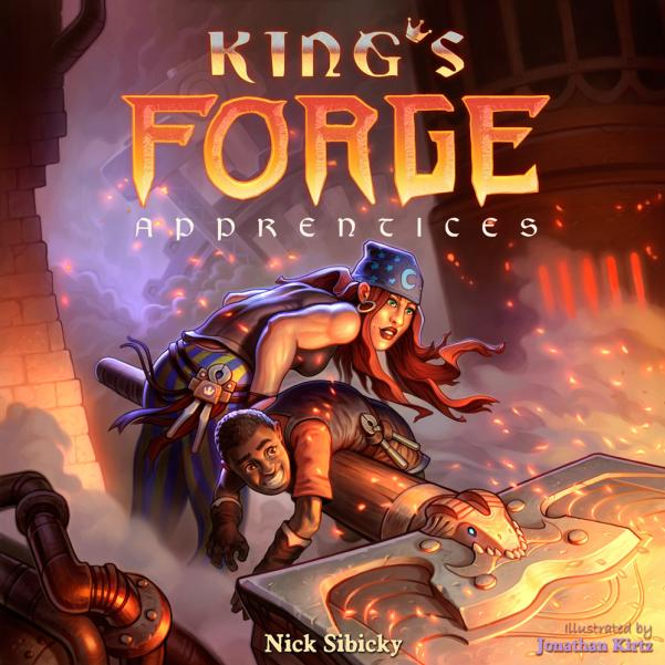 King's Forge: Apprentices