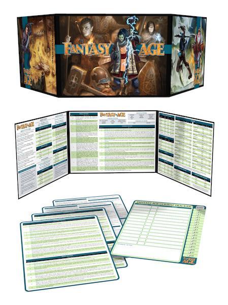 Fantasy AGE RPG: Game Master's Kit
