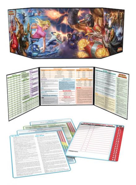 Mutants & Masterminds, 3rd Edition RPG: Gamemaster's Kit (Revised Edition)