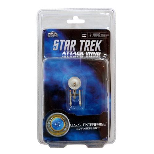 Star Trek Attack Wing Expansion Pack: Federation U.S.S. Enterprise (2016)
