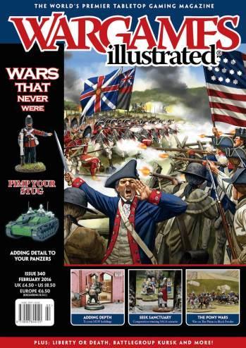 Wargames Illustrated Magazine #340