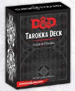 Dungeons & Dragons Next RPG: Curse Of Strahd Tarokka Deck