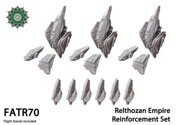 (The Relthoza) Reinforcement Squadrons