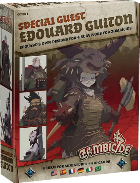 Zombicide: Special Guest Artist - Edouard Guiton
