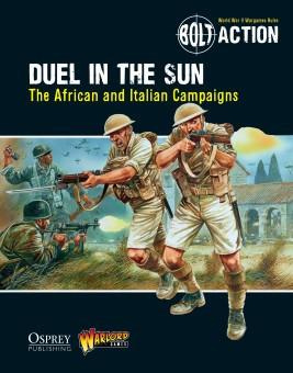The African & Italian Campaigns