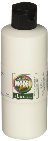 Modelflex Gloss Acrylic Paint Flattening Agent (4oz.)
