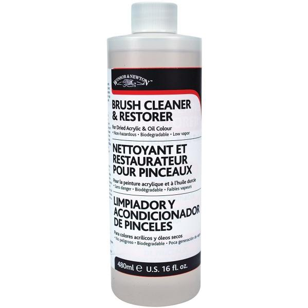 Brush Cleaner & Restorer (16oz.)