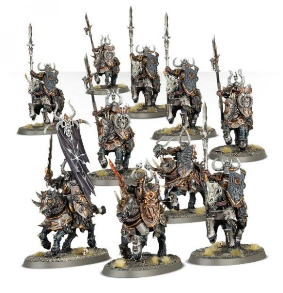 Age of Sigmar: Chaos Knights
