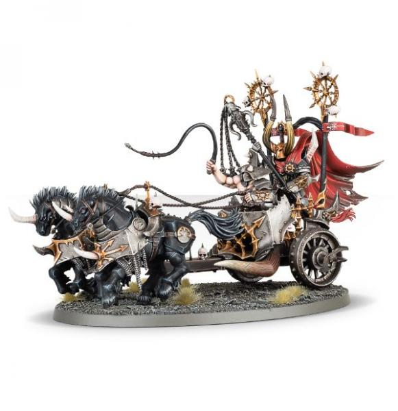 Age of Sigmar: Chaos Chariot