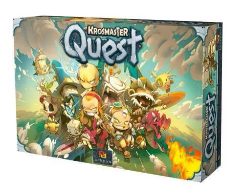 Krosmaster Quest (Core Game)