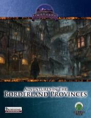 Adventures In The Borderland Provinces (HC)