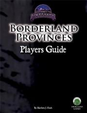 Pathfinder RPG: Borderland Provinces Players Guide