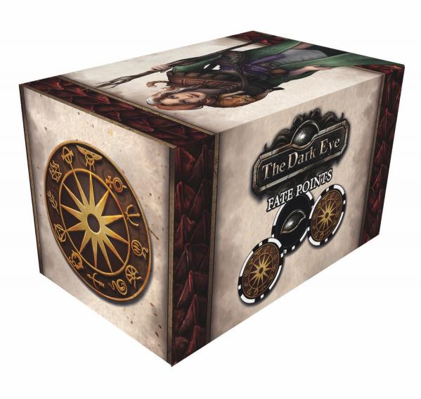 The Dark Eye RPG: Fate Points Set