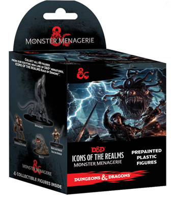 D&D Miniatures: Monster Menagerie 1 Booster Pack