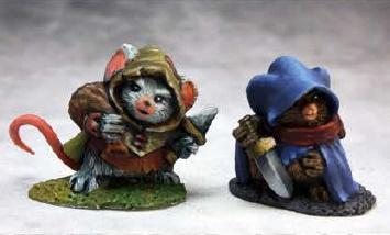 Dark Heaven Legends: Mousling Thief & Assassin