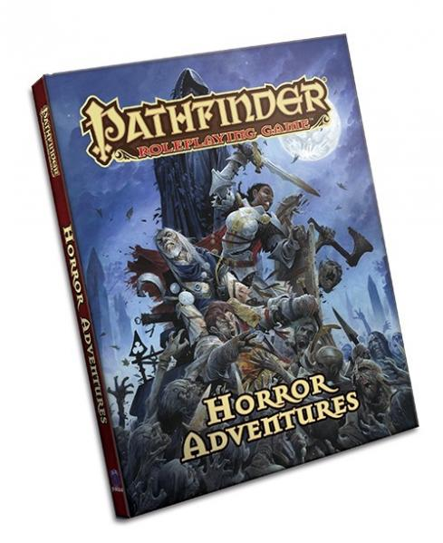 Pathfinder RPG: Horror Adventures (HC)