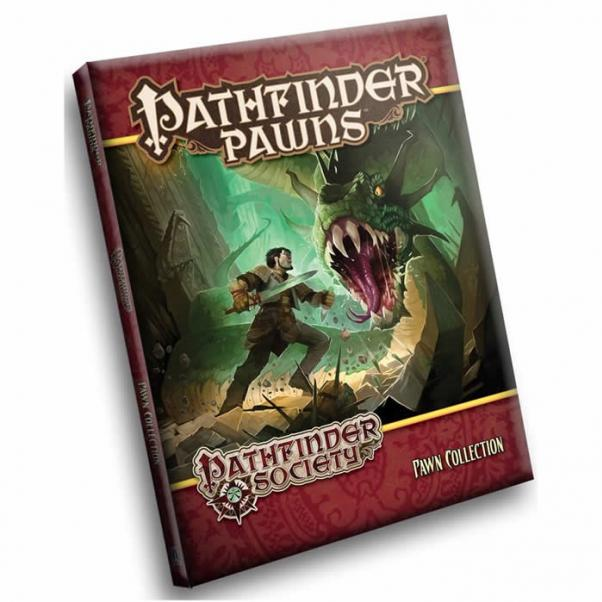 Pathfinder RPG: (Pawns) Pathfinder Society Collection