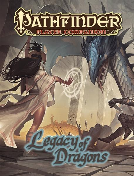 Pathfinder RPG: (Player Companion) Legacy Of Dragons