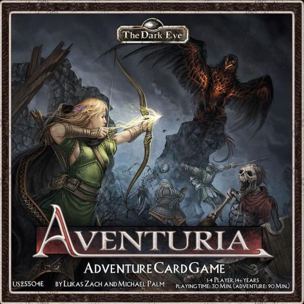 Aventuria Adventure Card Game: Core Set