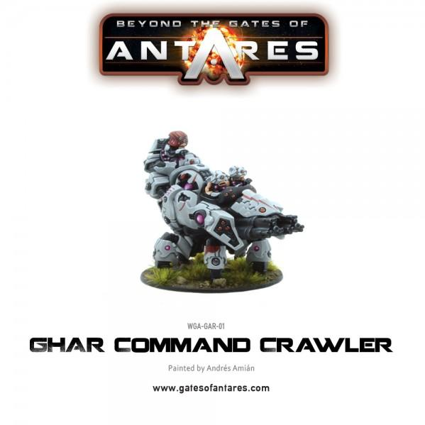 Beyond The Gates Of Antares: (Ghar Empire) Command Crawler