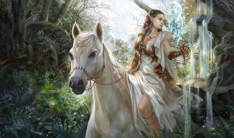 (Playmat) Counsel Of The Fae