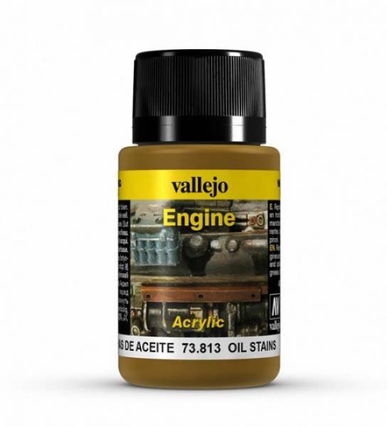 Weathering Effects: Oil Stains 40ml Bottle