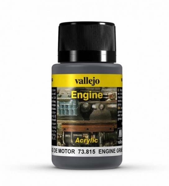 Weathering Effects: Engine Grime 40ml Bottle