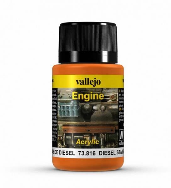 Weathering Effects: Diesel Stains 40ml Bottle