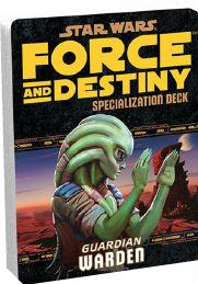 Force and Destiny RPG: Warden Specialization Deck