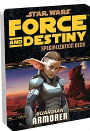Force and Destiny RPG: Armorer Specialization Deck