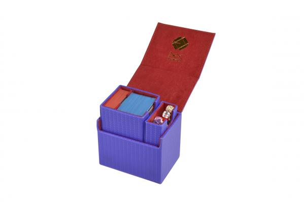 Proline Deckbox Small - Purple