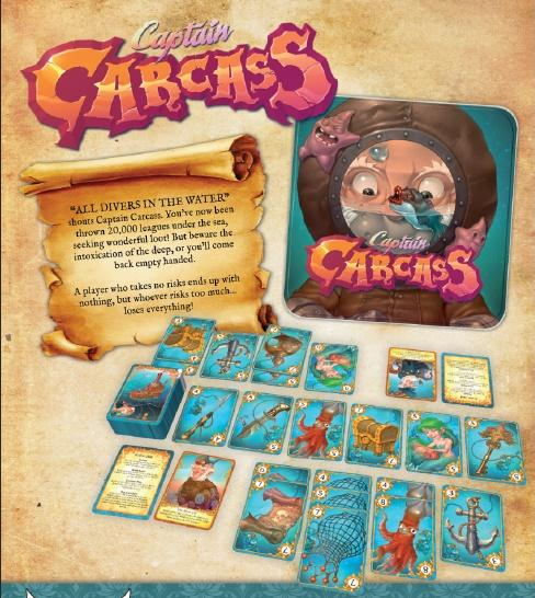 Captain Carcass
