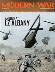 Modern War Magazine: #24 LZ Albany