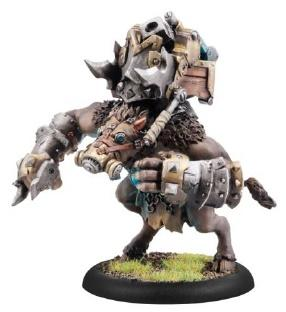 Hordes: (Minions) Splatter Boar, Farrow Light Warbeast (plastic)
