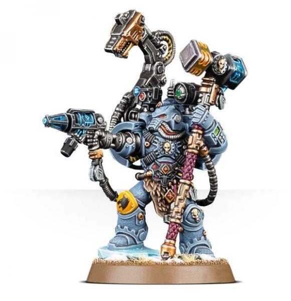 Warhammer 40K: Space Wolves Iron Priest